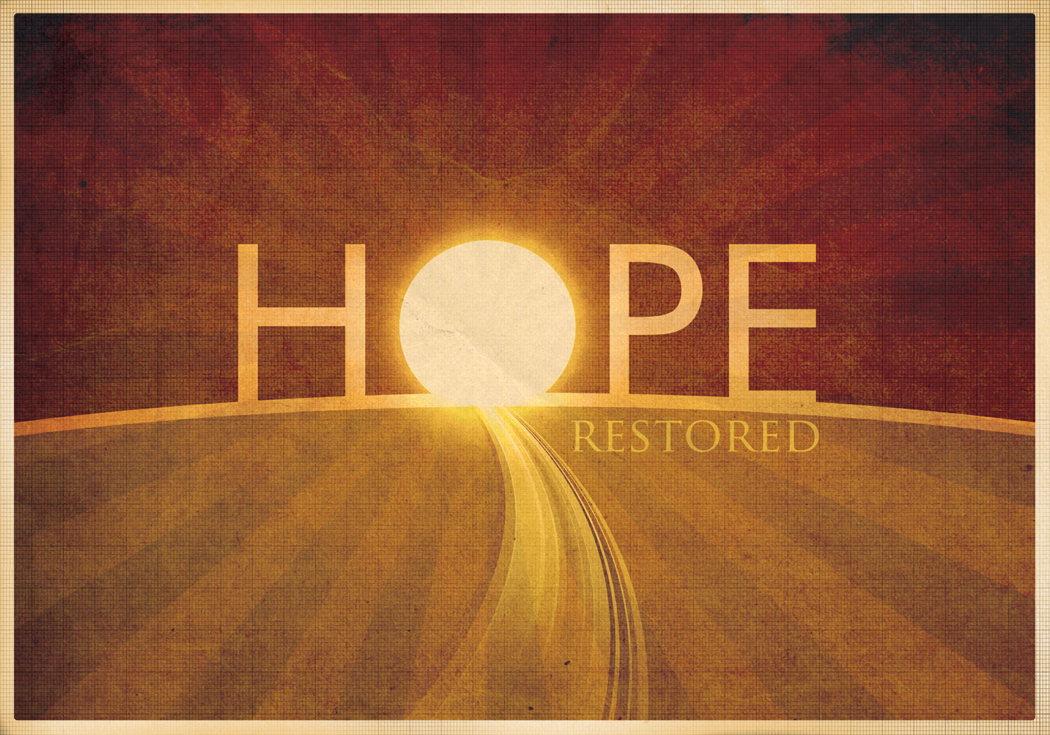 Hope Restored: Ephesians