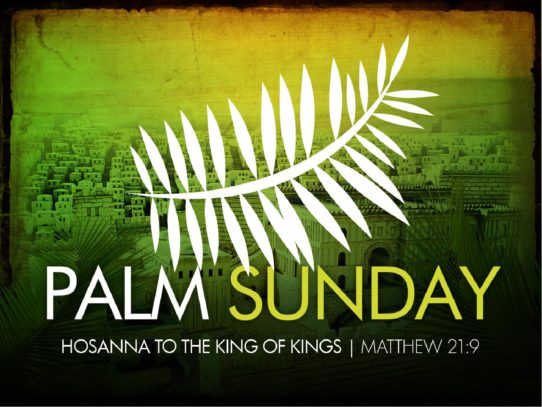 Palm Sunday: An Unexpected Triumph