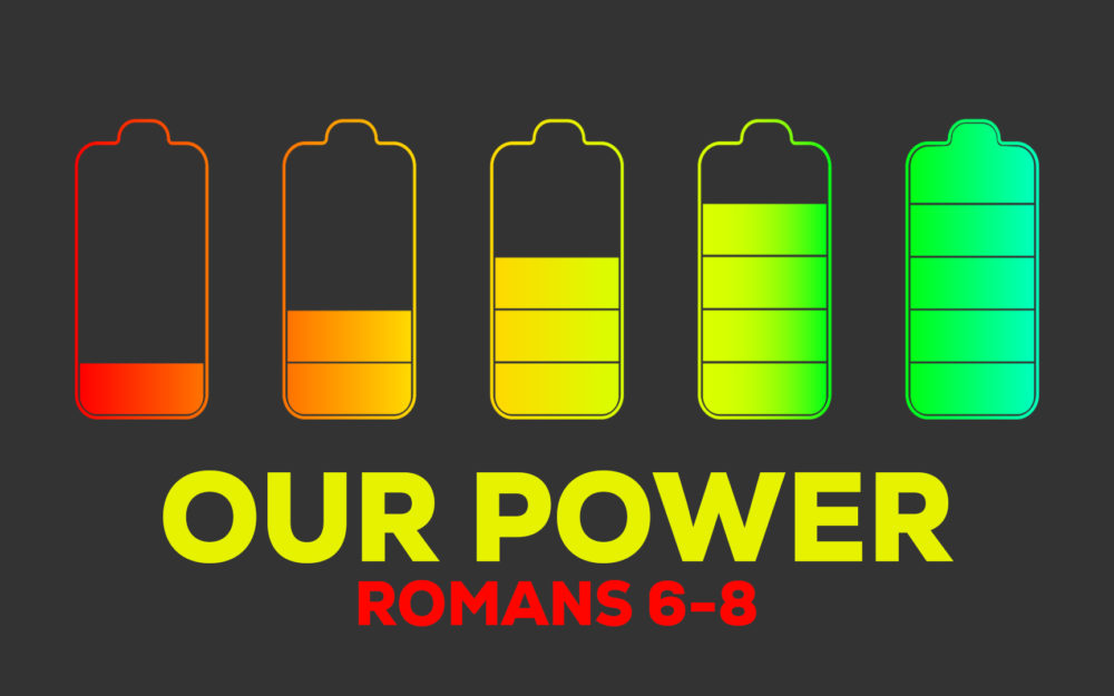 Romans Part 3: Our Power